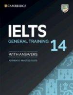 IELTS 14 General Training Student's Book with Answers without Audio