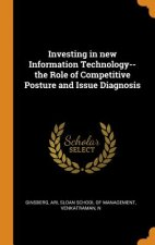 Investing in New Information Technology--The Role of Competitive Posture and Issue Diagnosis