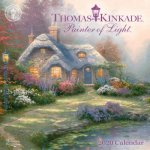 Thomas Kinkade Painter of Light 2020 Mini Wall Calendar