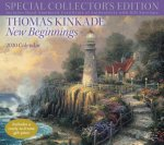Thomas Kinkade Special Collector's Edition 2020 Deluxe Wall Calendar
