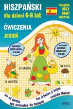 Hiszpański dla dzieci 6-8 lat Ćwiczenia Jesień