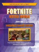 Fortnite Battle Royale Pokročilé bojové taktiky