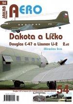 Dakota a Líčko - Douglas C-47 a Lisunov Li-2 v československém vojenském letectvu - 2. díl