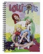 Zápisník A5 Lollipopz