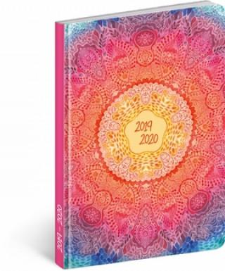 18měsíční diář Petito – Mandala 2019/2020