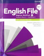 English File Fourth Edition Beginner Multipack A