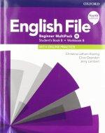 English File Fourth Edition Beginner Multipack B