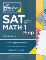 Cracking the SAT Subject Test in Math 1