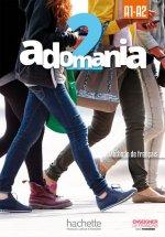 Adomania 2 (A1-A2) Livre d'éleve + CD-ROM