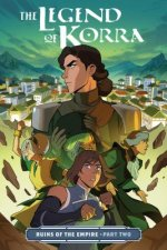 Legend Of Korra, The: Ruins Of The Empire Part Two