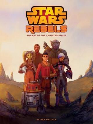 Art Of Star Wars Rebels