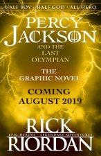 Last Olympian: The Graphic Novel (Percy Jackson Book 5)