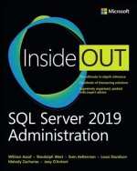 SQL Server 2019 Administration Inside Out
