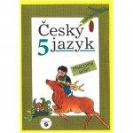 Český jazyk 5 - pracovní sešit