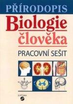 Přírodopis - Biologie člověka (pracovní sešit)