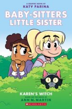 Karen's Witch (Baby-Sitters Little Sister Graphic Novel #1): A Graphix Book, Volume 1: A Graphix Book