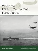 World War II US Fast Carrier Task Force Tactics 1943-45