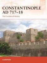 Constantinople AD 717-18
