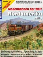 Modellbahn-Kurier Special 27. Modellbahnen der Welt- Nordamerika Teil 9