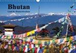 Bhutan 2020 - Land des Donnerdrachens (Wandkalender 2020 DIN A3 quer)