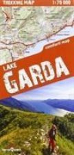 terraQuest Trekking Map Lake Garda