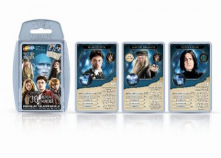 Top Trumps Harry Potter 30 Hexen und Zauberer
