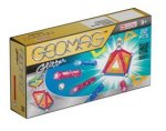 Stavebnice Geomag Glitter 22 pcs
