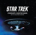 Star Trek Starships Coaster Book