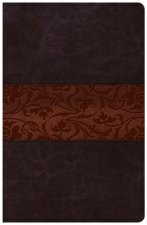 The Study Bible for Women: NKJV Edition, Mahogany Leathertouch