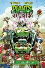 Plants vs. Zombies Železná jízda