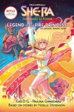 The Legend of the Fire Princess (She-Ra Graphic Novel #1), Volume 1