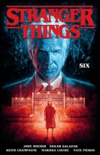 Stranger Things: Six (graphic Novel)
