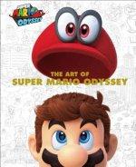 Art Of Super Mario Odyssey