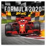Poznámkový kalendář Formule 2020