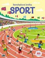 Samolepková knížka Sport