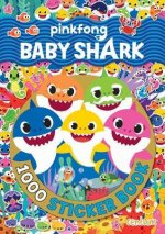 Baby Shark - 1000 Sticker Book