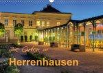 Die Gärten in Herrenhausen (Wandkalender 2020 DIN A3 quer)