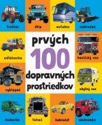 Prvých 100 dopravných prostriedkov