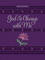 God Is Always with Me Ziparound Devotional: 365 Daily Devotions