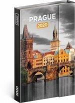 Týdenní magnetický diář Praha 2020
