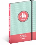 Rodinný diář – pomocník všech maminek 2020