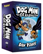 Dog Man: The Cat Kid Collection: From the Creator of Captain Underpants (Dog Man #4-6 Boxed Set)