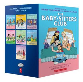 Babysitters Club Graphix #1-7 Box Set