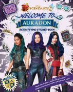 WELCOME TO AURADON A DESCENDANTS 3 STICK