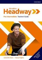 Headway: Pre-Intermediate: Teacher's Guide with Teacher's Resource Center