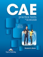 CAE Practice Test Student's Book Digibook
