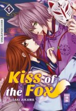 Kiss of the Fox 01