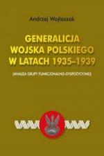 Generalicja Wojska Polskiego w latach 1935-1939