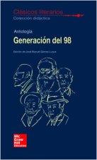 ANTOLOGÍA GENERACIÓN DEL 98