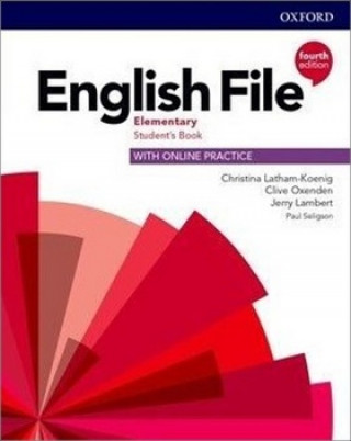 English File Fourth Edition Elementary  (Czech Edition)